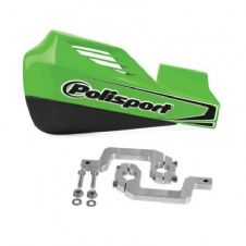 HAND GUARD ROCKS GREEN WITH ALUMINIUM MOUNTING KIT